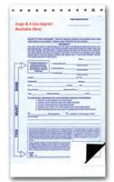 2-Part Custom Imprinted Night Drop Envelopes (#NDE-2 Part) - Case of 500